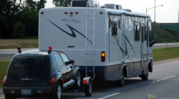 Choosing The Right RV Tow Dolly So You Can Tow A Car Behind Your Motorhome