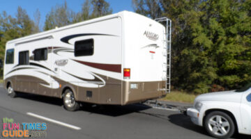 RV Towing Tips: 3 Ways To Tow A Car Behind Your Motorhome