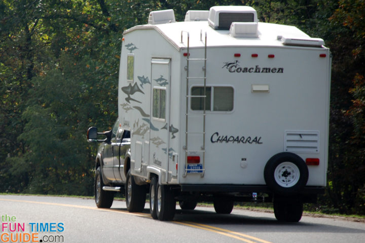 Trips For Driving Cross Country With Travel Trailer