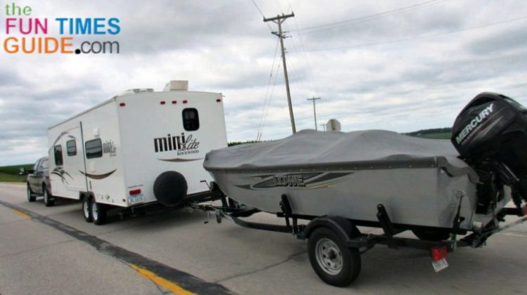 RV Towing With More Than 1 Trailer: Triple Towing vs Double Towing
