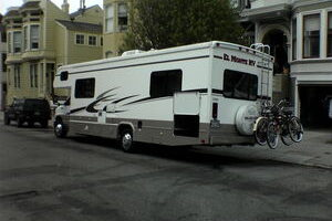 Avoid RV Weight Issues By Going To A Truck Scale Before Each Trip