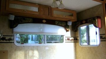RV Window Repair Tips: How To Do It Yourself