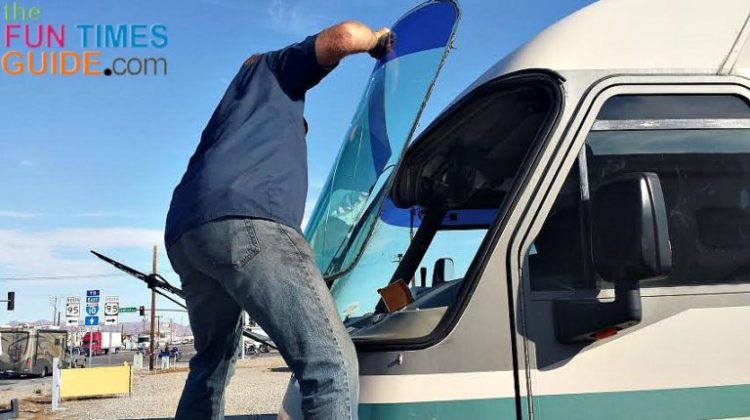 RV Windshield Replacement Cost: Here's What You Can Expect If You Need To Fix A Rock Chip Or Replace A Cracked Windshield