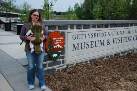 Visiting the national military museum while rving through Gettysburg is a great idea.