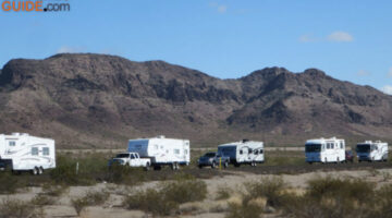 An RVer's Point Of View Of Quartzsite AZ: What It's REALLY Like! (…And How It Compares To Florida In The Winter Months)