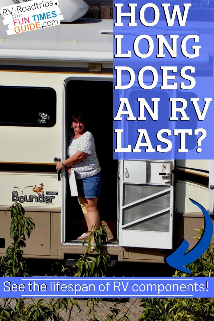 How Long Does An RV Last? See The Life Expectancy Of Everything Inside Your RV
