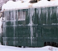 Winter Snow Load Can Seriously Damage Your RV