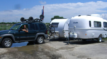 RV Weight Issues – All That 'Stuff' Really Adds Up!