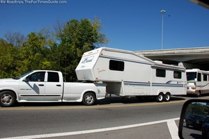 Best Tips For RV Trailer Parking & Backing Up