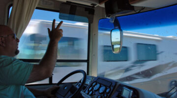 2 Fun RV Jobs: Be An RV Workamper Or An RV Transporter