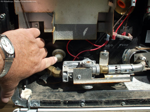 Rv Water Heater Repair Fun Times Guide To Rving