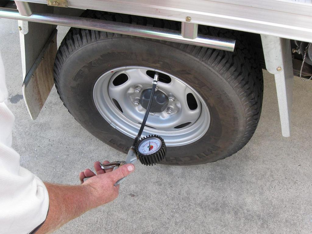 Save Your RV From Serious Damage With Tire Pressure Monitor Systems!
