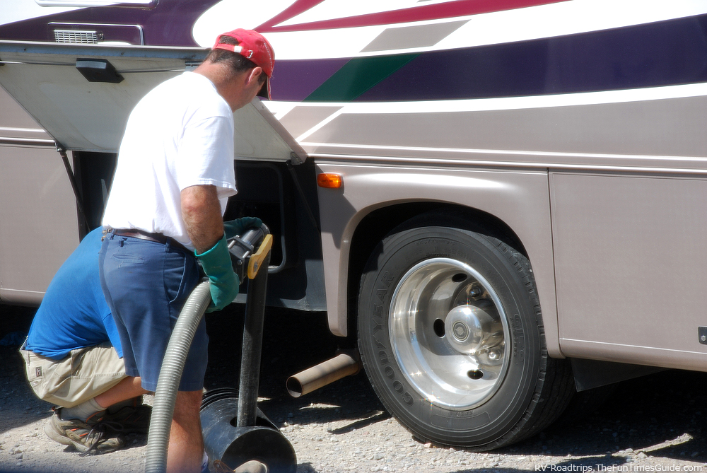 How to Clean an RV Fresh Water Tank recommendations