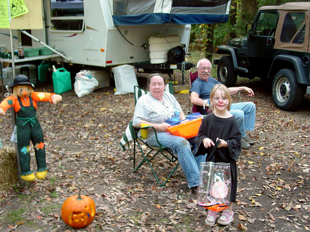 An Rver S Guide To Spooky Halloween Fun The Rving Guide