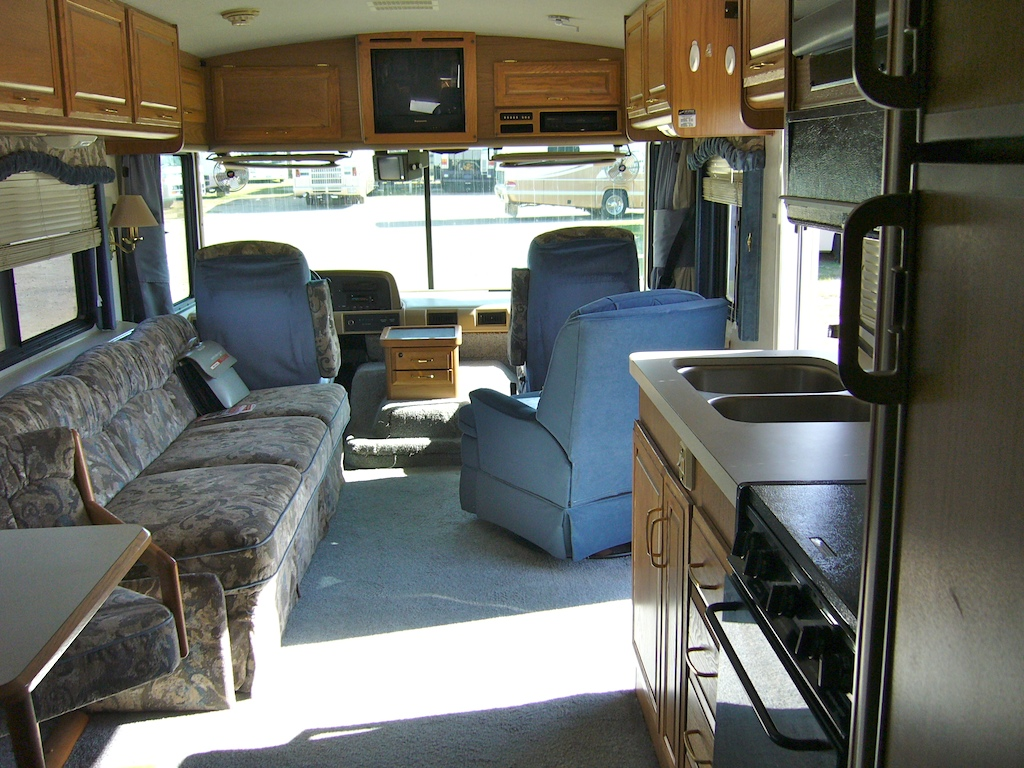 New Rv Minus Equipment By Jbolles