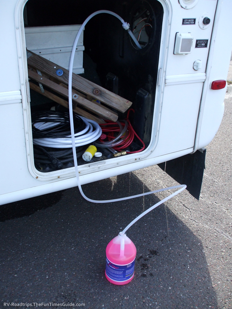 Winter Rv Tip How To Winterize Your Rv Better Than An Rv