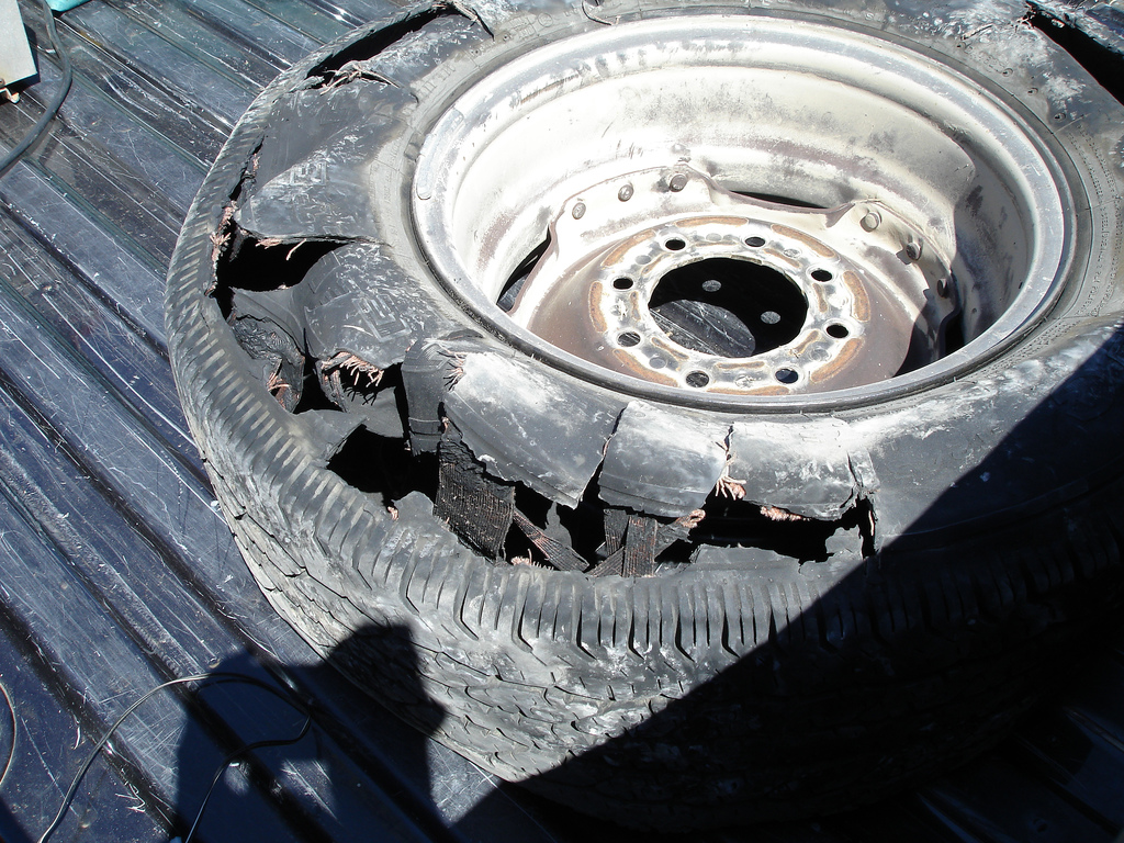 Got Run Flat Tires On Your Rv Better Install A Tire Pressure