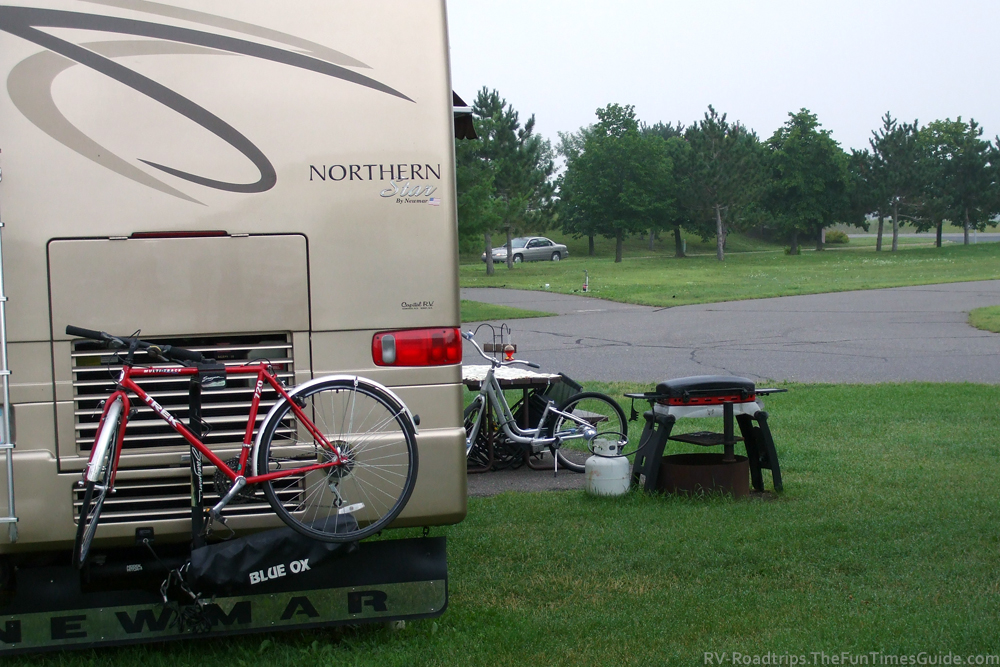 Need A New RV Bike, Carrier, or RV Bicycle Rack? How About