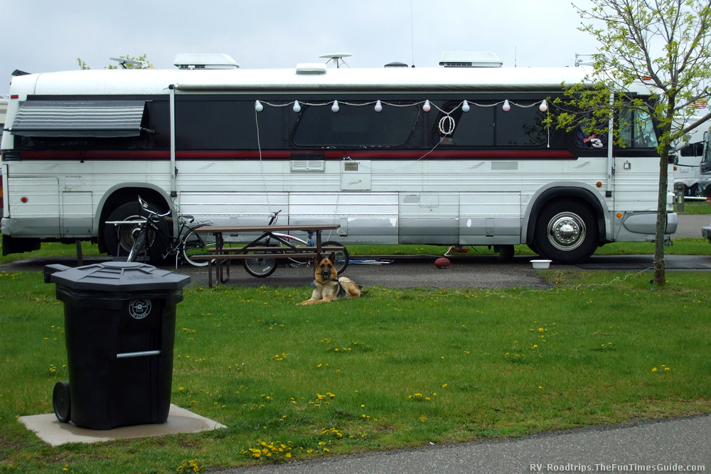 RV Bus Conversions