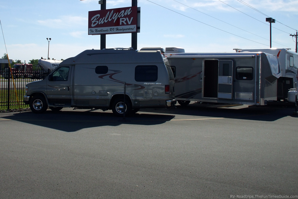Financing A New Or Used Rv The Down Payment The Fun