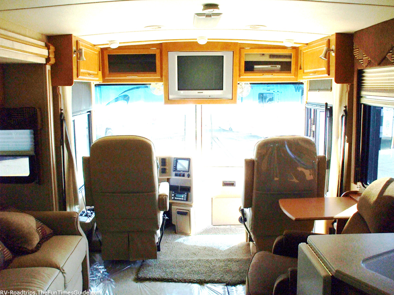 Tips For Repairing Or Replacing RV Furniture Fun Times