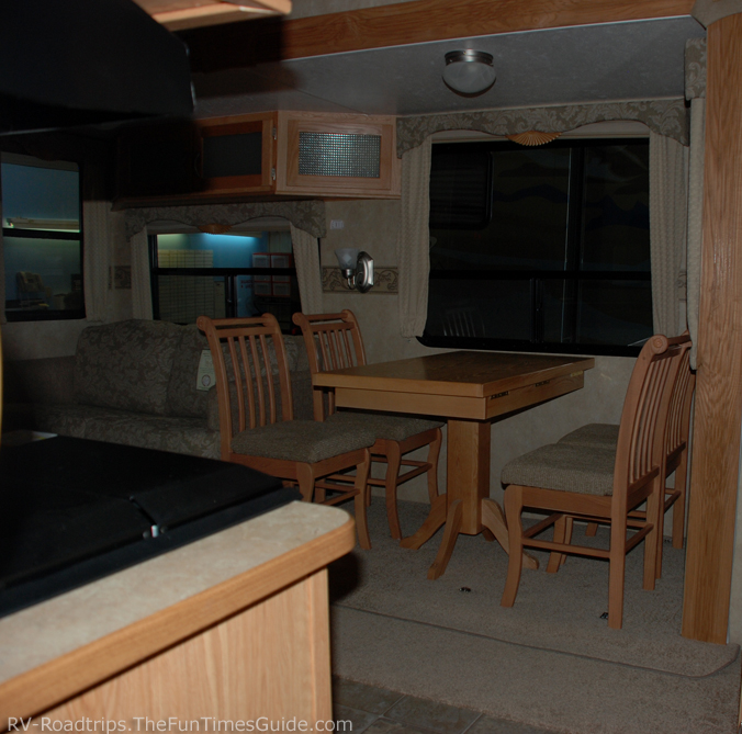 How To Keep Loose Rv Furniture From Flying When You Hit
