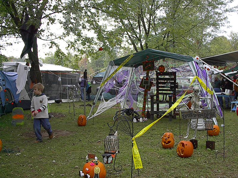 An Rver S Guide To Spooky Halloween Fun At Your Campsite