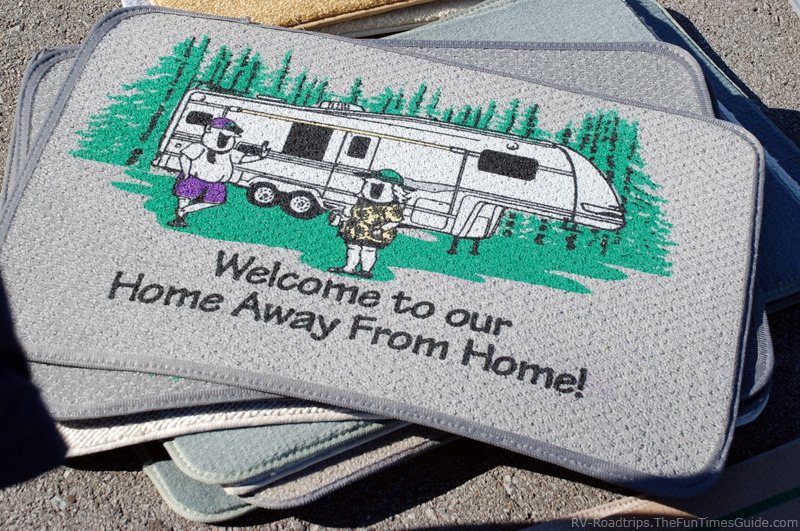 Tips For Making Your RV Your Home -- Inside And Out | Fun ...