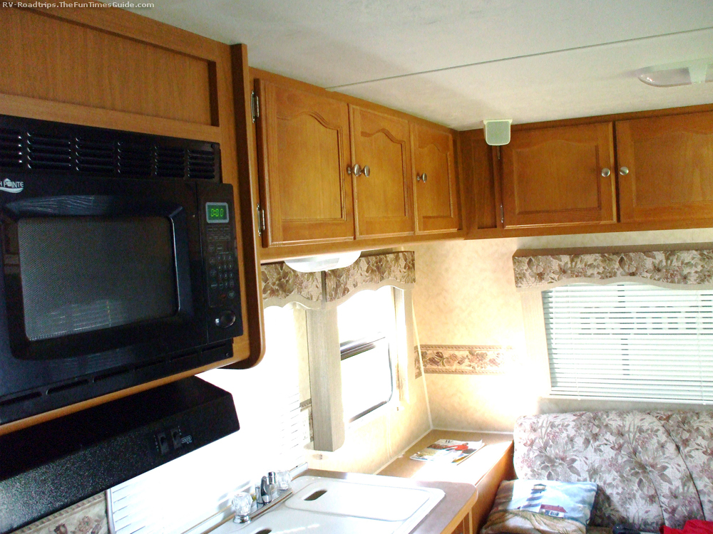 RV Kitchen Cabinets