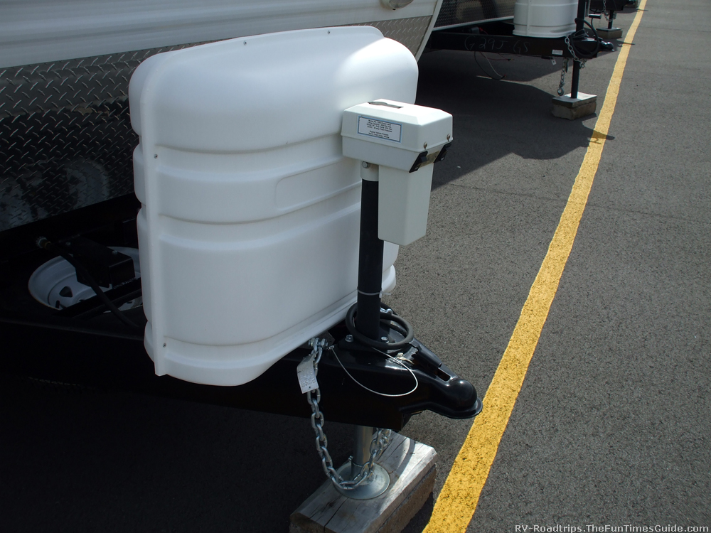 Is Your RV Level? Here's How To Level & Stabilize Your RV Trailer Or