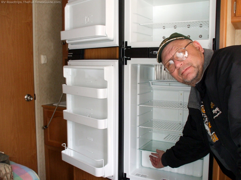 Rv Refrigerator Stop Working Tips For Repairing Vs