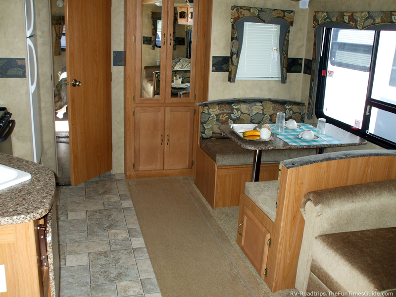 How To Strategically Use Rugs Runners And Rv Mats To