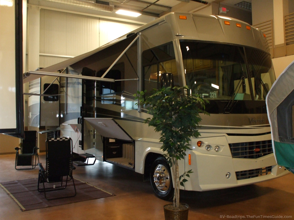 RV Show Tips For First-Timers: The Good, The Bad, And The