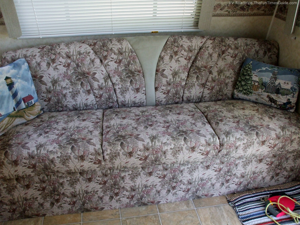 How to make a wood sofa bed