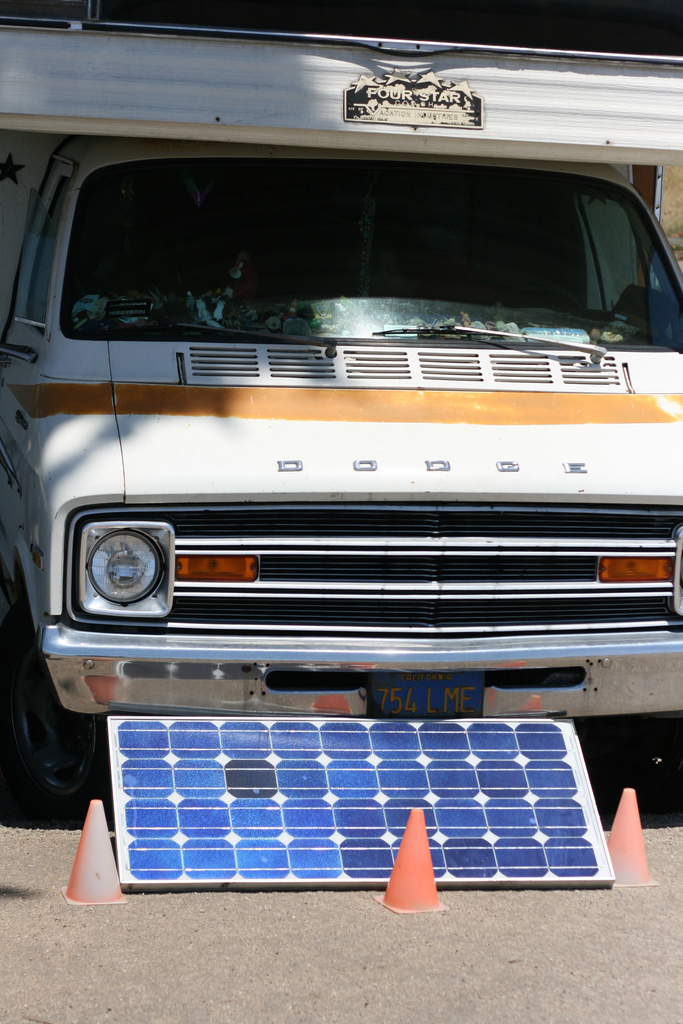 To install rv solar panels for electricity on the road, cing, etc