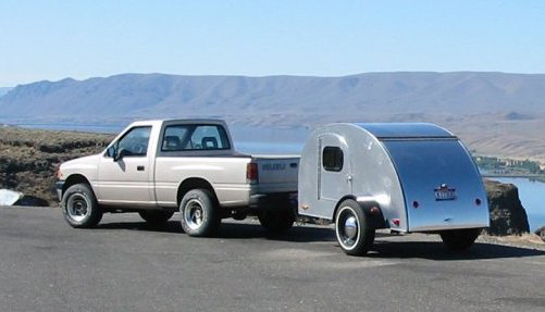 teardrop trailer rv travel trailer public domainjpg