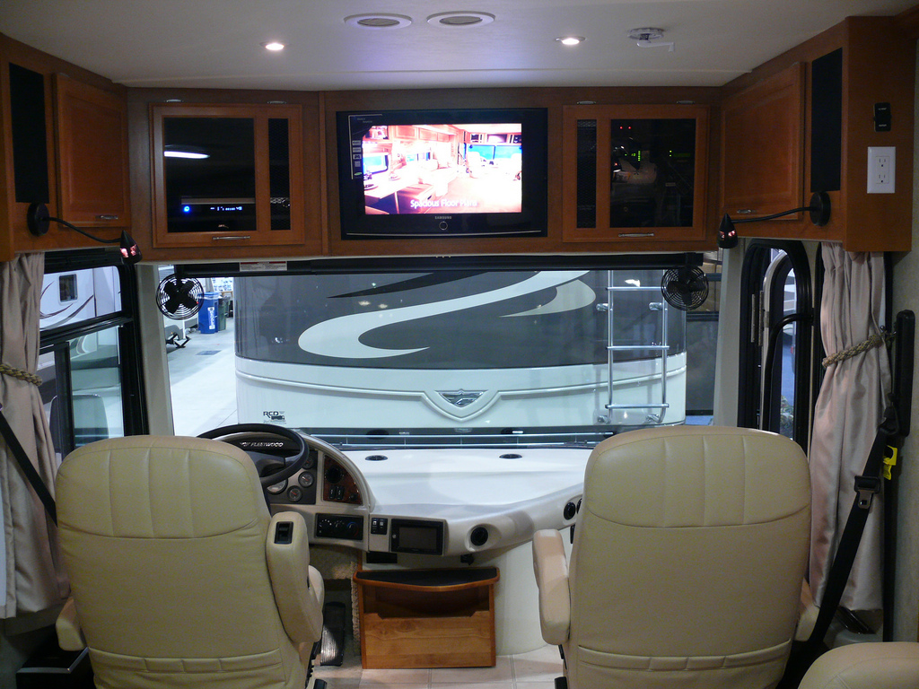 Can Freezing Temperatures Harm The Lcd Tv In Your Rv